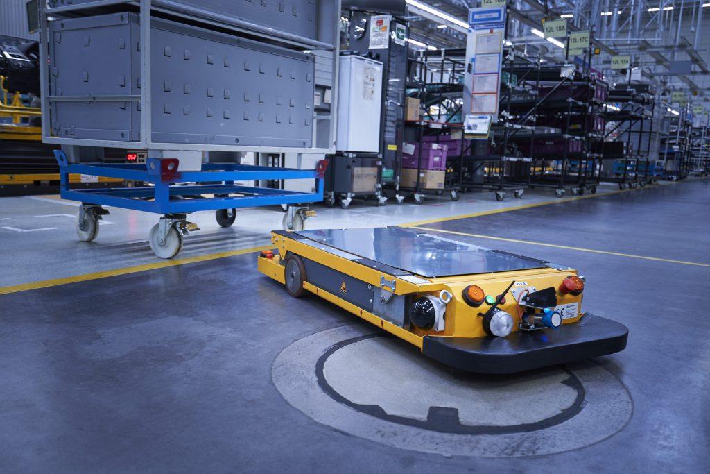 BMW Group i Microsoft uruchamiają otwartą platformę produkcyjną