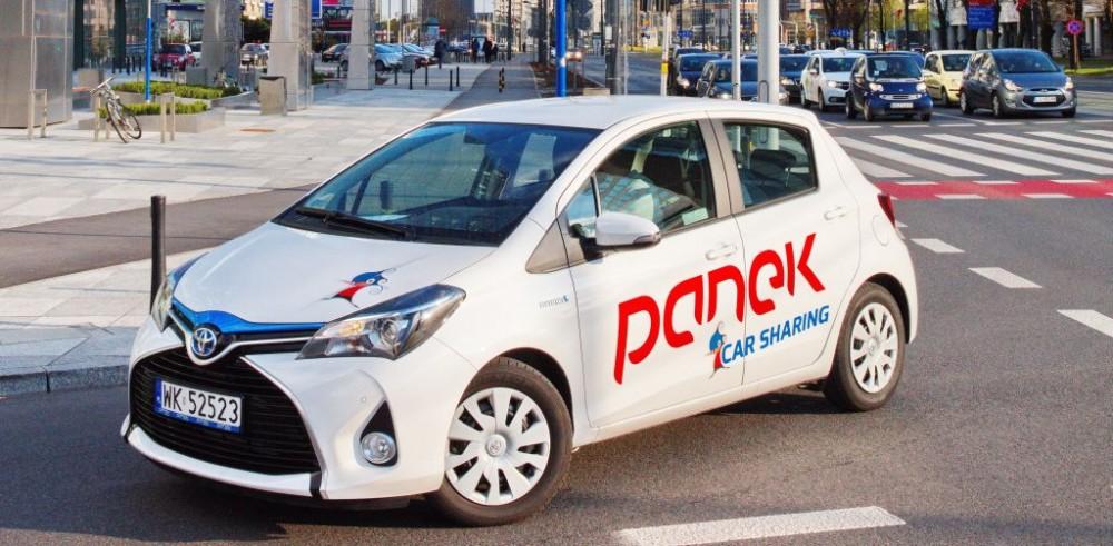 Car sharing jako alternatywa dla własnego samochodu